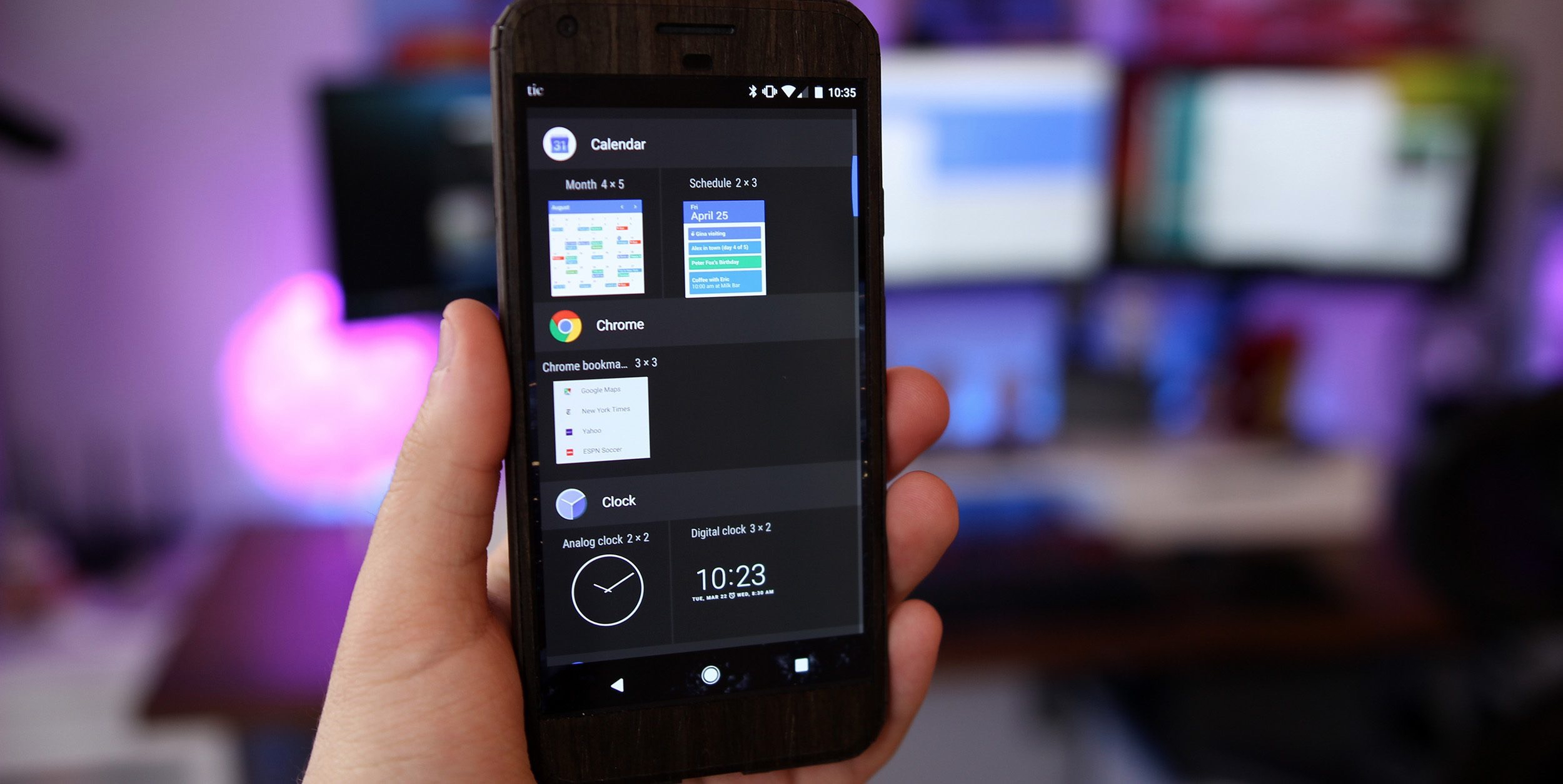 How to: download, add, rearrange, and remove widgets on ...