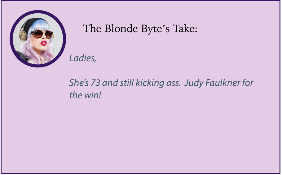 Epic – – the blonde byte –